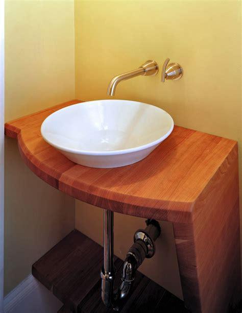 custom vanity countertops 1000 images about custom wood bathroom vanity tops on