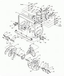 Mtd 315-611d000 Parts List And Diagram