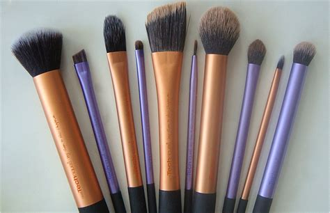 Makeup Brushes Basics 101 Real Techniques