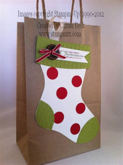christmas stocking gift bag christmas 2015 tree