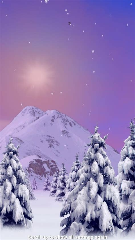 Winter Wonderland Free  Android Apps On Google Play