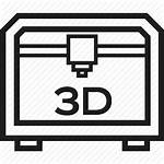 3d Printing Icon Machine Icons Editor Open