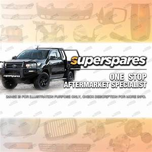 Front Bumper Bar Cover For Toyota Hilux 4 Runner V6 Surf