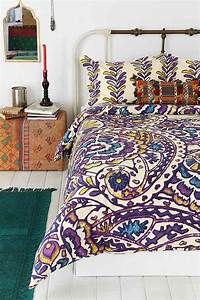 Magical Thinking Paisley Sketchbook Duvet Cover - Urban ...
