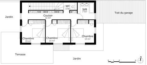 plan maison cuisine ouverte plan de cuisine ouverte sur salle a manger kirafes