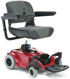 pride z chair portable electric wheelchairs