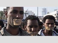Les migrants fuient l'Erythrée, la
