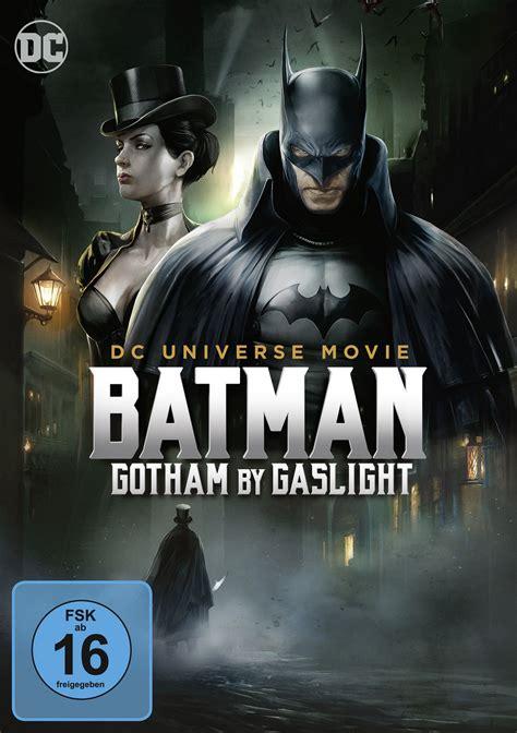 gotham city  um conto de batman filme