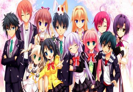 Anime Best Friends Wallpaper - best friends d other anime background wallpapers