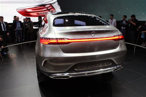 Automotiveblogz Mercedes Benz Concept Coupe Suv