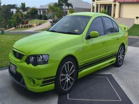 Cars For Sale In Macquarie by Ford Performance Vehicles F6 6 Cylinder Petr