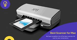 5 Best Scanners For Mac 2020