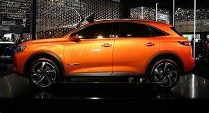 Ds 3 Crossback : electric ds 3 crossback bound for paris auto show carscoops ~ Medecine-chirurgie-esthetiques.com Avis de Voitures