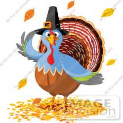 Thanksgiving Turkey Clip Art Free
