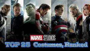 The, 25, Best, Marvel, Studio, Costumes, Ranked, By, Hollywood, Explorer