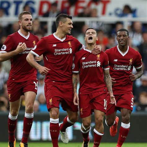 EPL Table: 2017 Premier League Standings After Sunday's ...