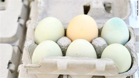 Tainted Eggs May Have Sickened Hundreds In Recent