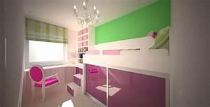 Kleines Kinderzimmer Ideen : kleine kinderzimmer gestalten ~ Indierocktalk.com Haus und Dekorationen