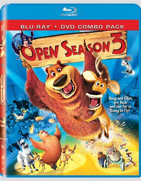 Medžioklės sezonas atidarytas 3! / Open Season 3 (2011 ...