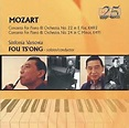 Mozart pc 22, 24 Fou Ts'ong[CH]: Classical CD Reviews- May ...