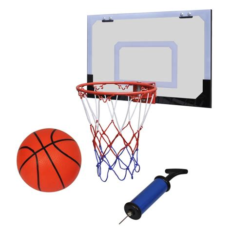 panier basket chambre vidaxl co uk indoor mini basketball hoop set with