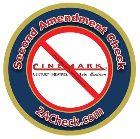 Boycott Cinemark Theatres | Second Amendment Check