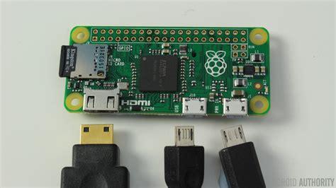 raspberry pi android raspberry pi zero review android authority
