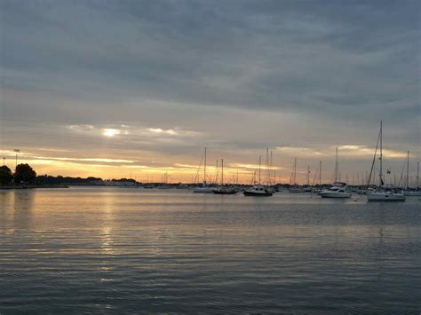 Annapolis, Maryland: Boat and Breakfast aboard a 74-foot ...