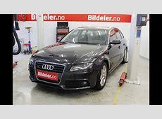 Audi A4 Hvordan bytte luftfilter, 20 TDI 2008 til 2015