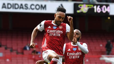 Video: FA Cup glory could encourage Aubameyang to stay ...