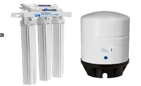Light Commercial Reverse Osmosis Water System 300 Gpd 14