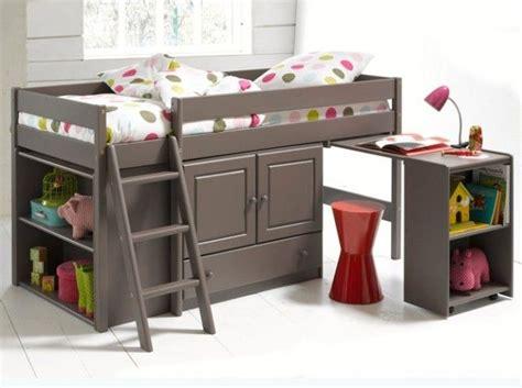 lit bureau combiné lit combiné clarence la redoute éritable meuble gain de