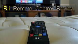 Rii Remote Control Review