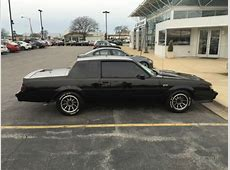 1985 Buick Grand National Regal Coupe Turbo TType 38L