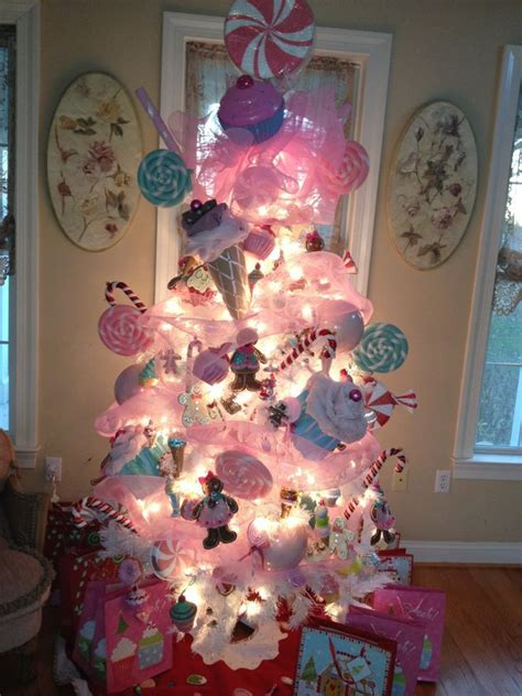 candy themed christmas decorations images