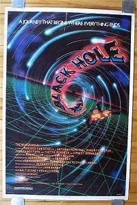 The Black Hole 40x60 : Movie Poster, Stills, Press Kits