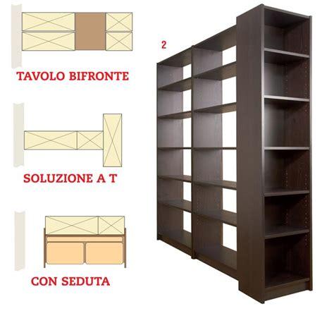 Libreria Fai Da Te Economica by Libreria Divisoria Fai Da Te Bifrontale Idee Ed Esempi