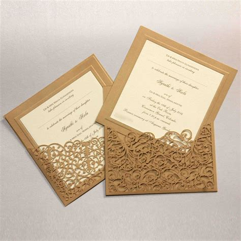laser scrolls wedding invitations sri lanka