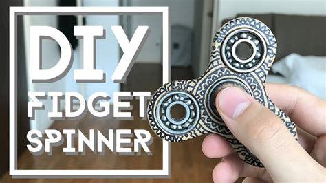 fidget spinner template pdf diy fidget spinner nutbulb doovi