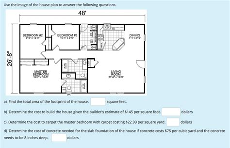 How To Find House Plans by How Much Does It Cost To Carpet A 4 Bed House Carpet