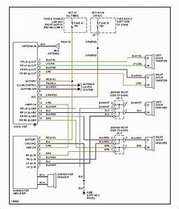 Diagram  2009 Nissan Cube Stereo Wiring Diagram Full
