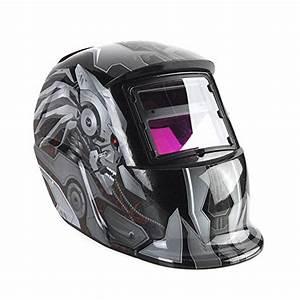 Casque De Soudure Automatique : masque de soudure cagoule casque solaire automatique ~ Dailycaller-alerts.com Idées de Décoration