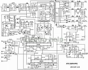 Atx Power Supply Wiring Diagram  U2013 Power Supply Wiring