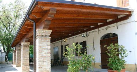 tettoie di legno tettoia in legno