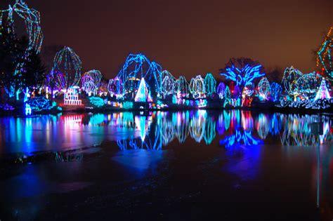 christmas lights in ohio columbus ohio zoo christmas lights by bbmb32 photo