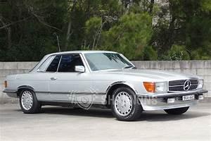 Sold  Mercedes-benz 450slc Coupe Auctions - Lot 7
