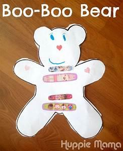 Boo-Boo Bear - Our Potluck Family
