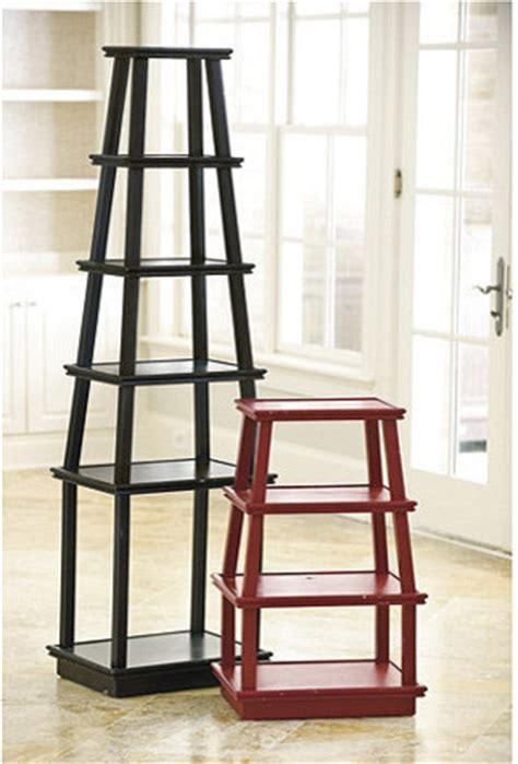 Small Etagere Bathroom by Benton Small Etagere Transitional Bathroom Cabinets