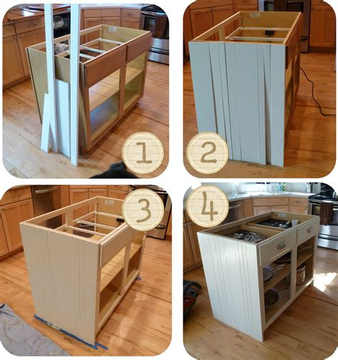 diy kitchen island plans my suite bliss diy kitchen island re do