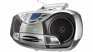 Cd Kassetten Radio : karcher ukw cd radio rr 510 n cd kassette ukw usb ~ Kayakingforconservation.com Haus und Dekorationen